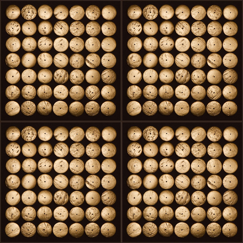 Gold Wood Wallpaper Svetlana Shellshear