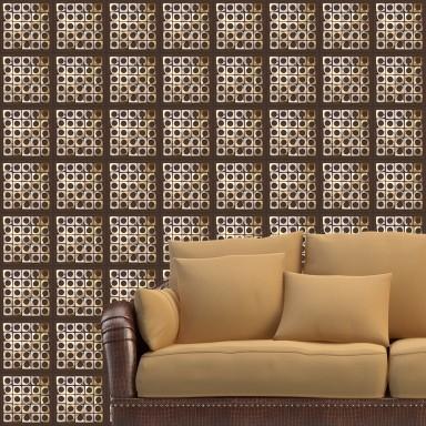 Sea Shell Wallpaper In Interior