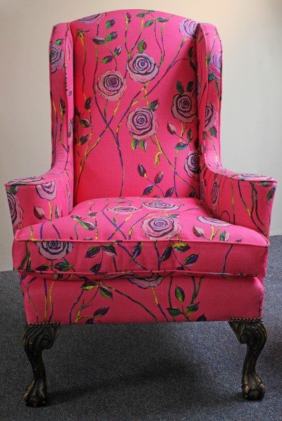 Rose Chair 3