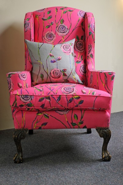 Rose chair 5